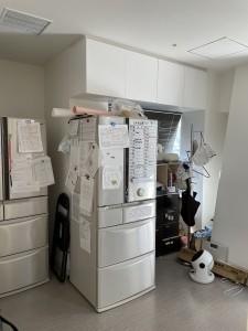 1階 冷蔵庫移動ビフォ2